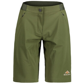 Maloja AnemonaM. Multisport Shorts Women moss